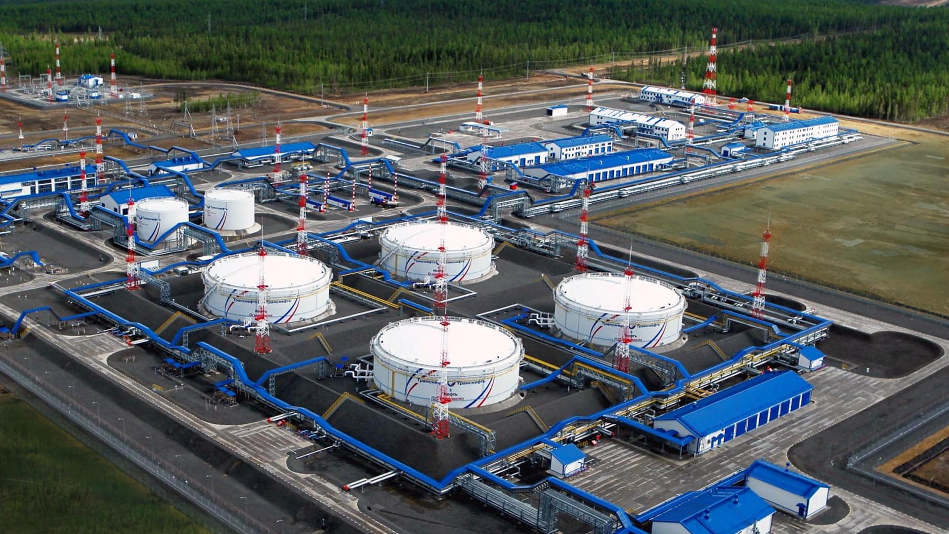 Course Image Основы строительства и эксплуатации систем транспорта и хранения углеводородов